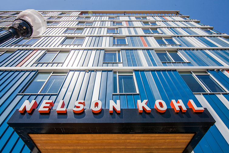 Nelson Kohl Apartment Building