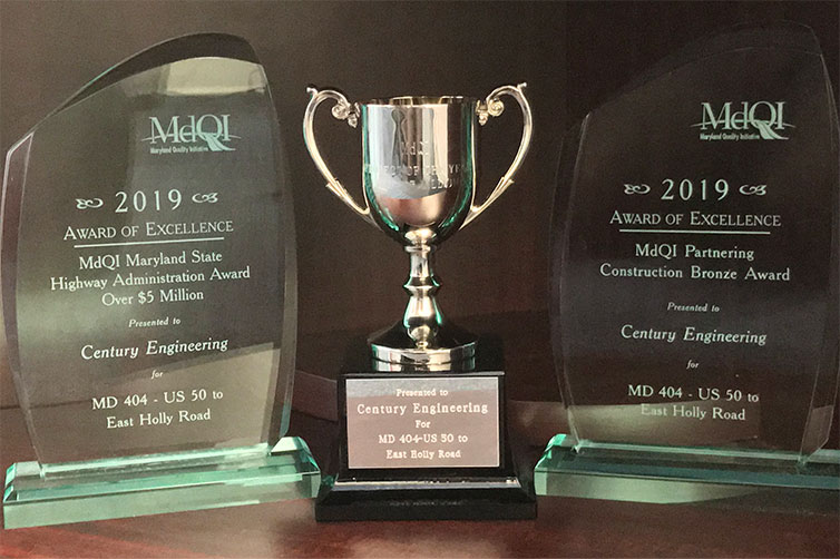 Century Wins Multiple Awards at MdQI 2019