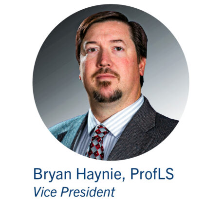 Bryan Haynie Headshot and Title
